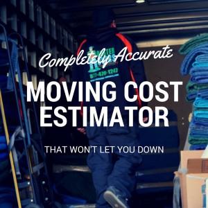 Moving Cost Estimator